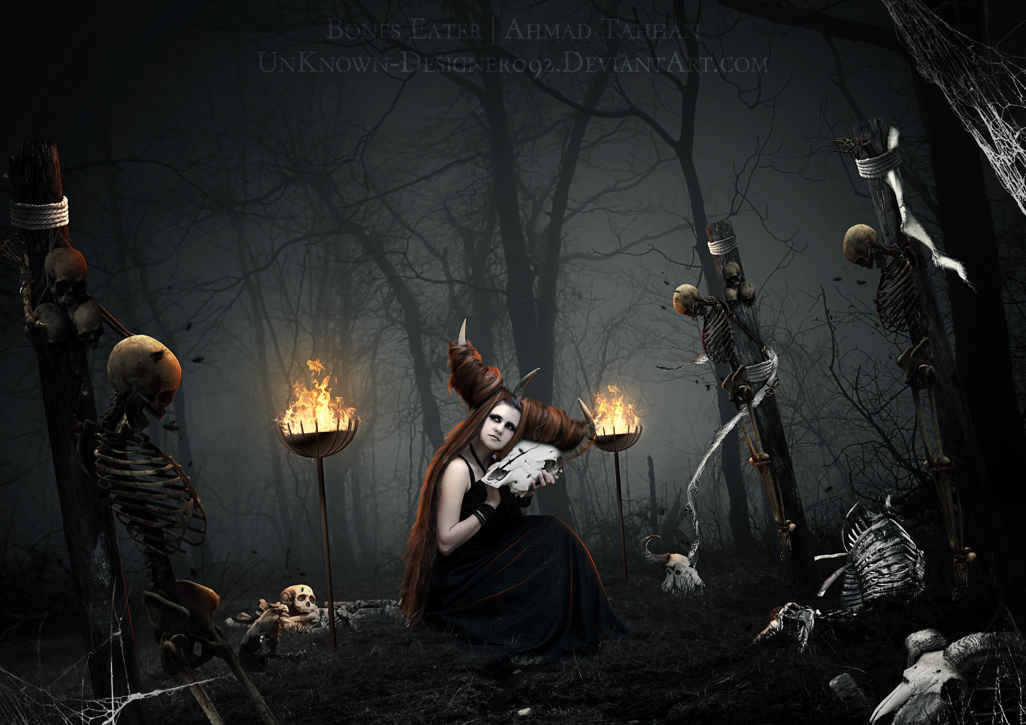 Bones Eater by UnKnown-Designer092