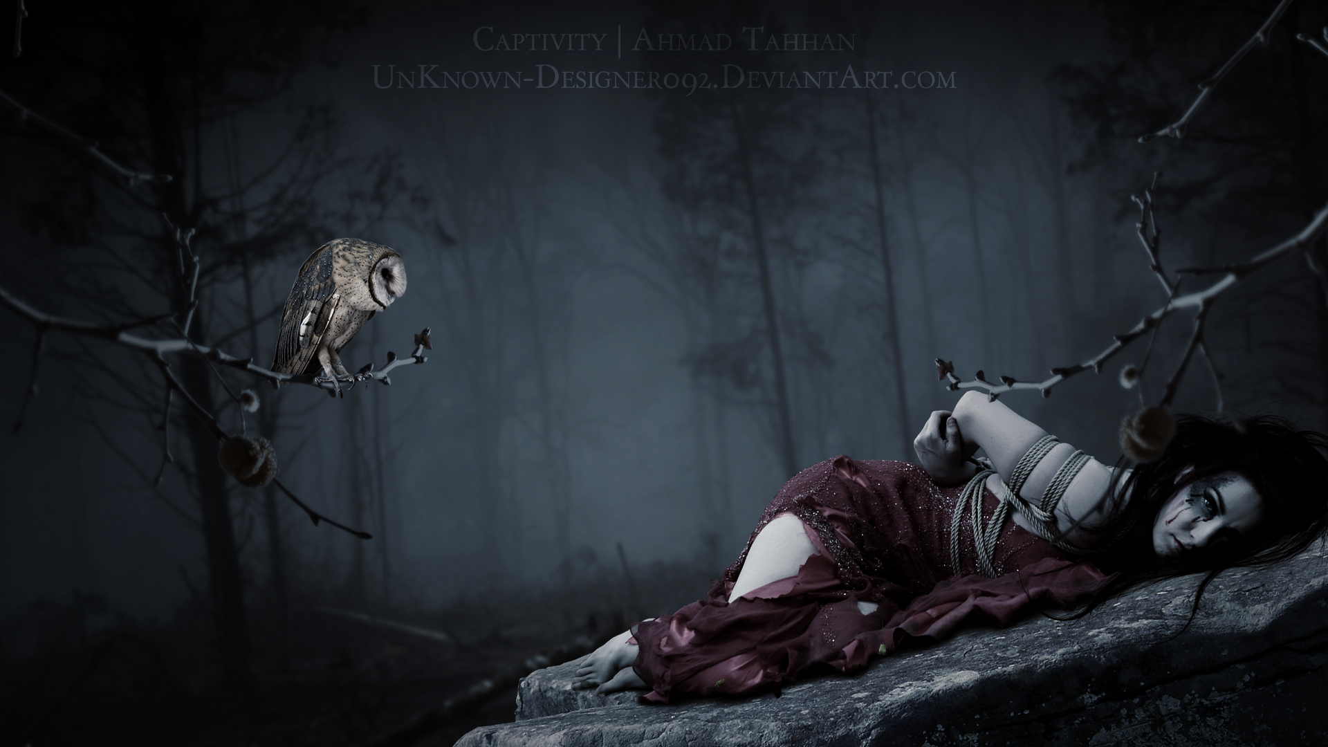Captivity by UnKnown-Designer092