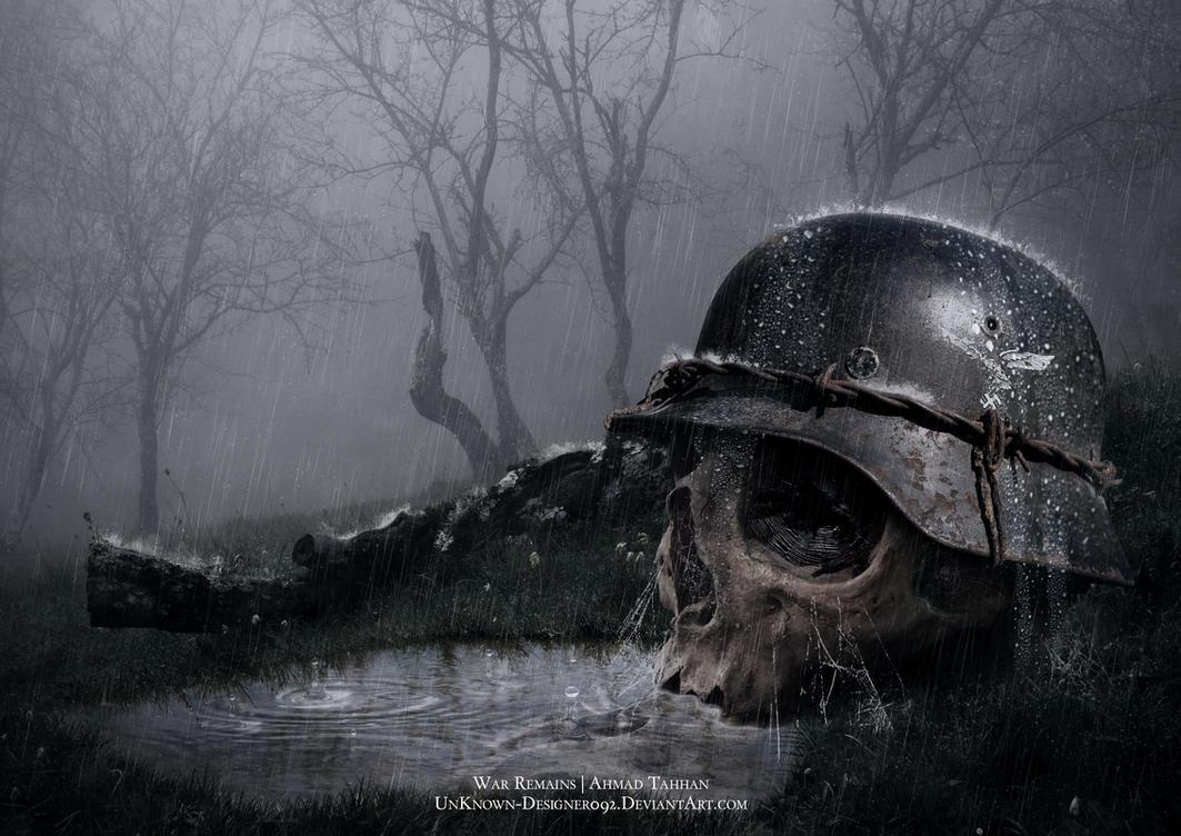 War Remains by UnKnown-Designer092