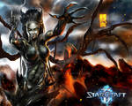 Sarah Kerrigan,Queen of Blades