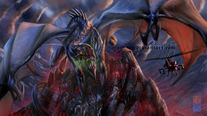 Hostile Airspace -Widescreen by scarypet