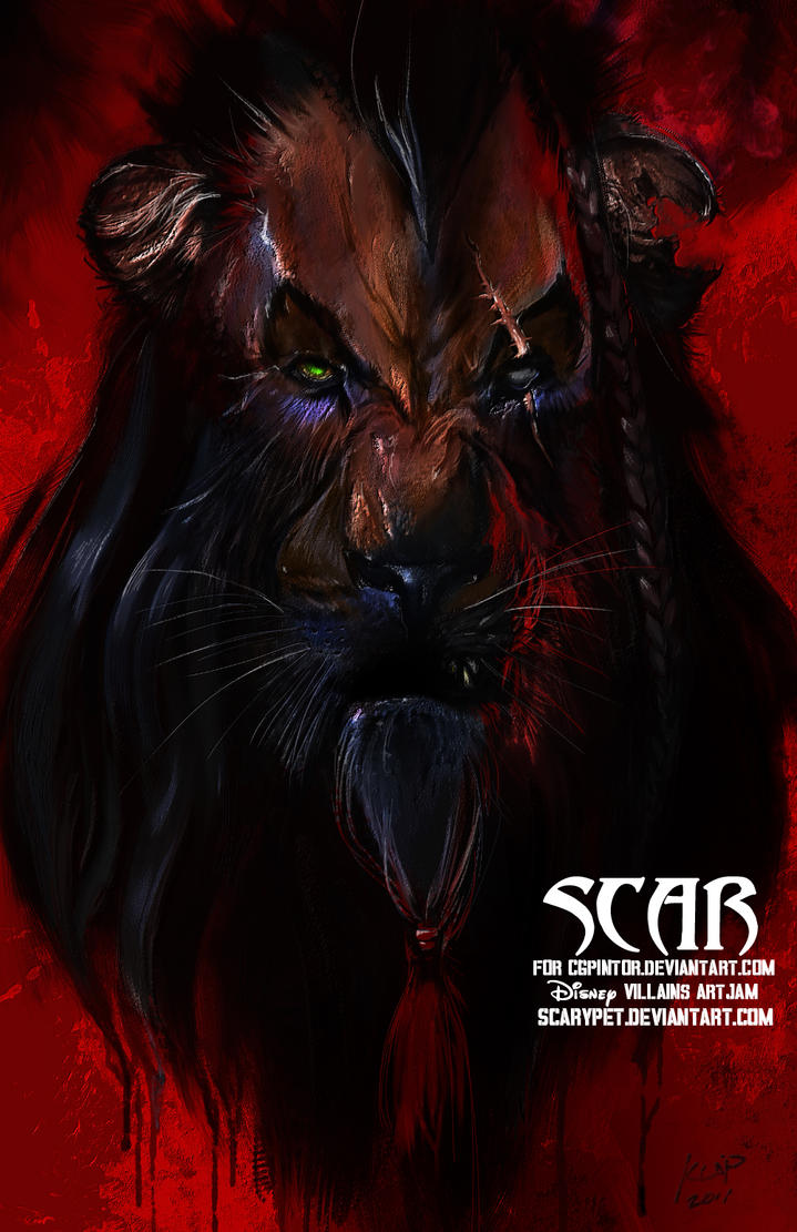 SCAR-drogo? by scarypet