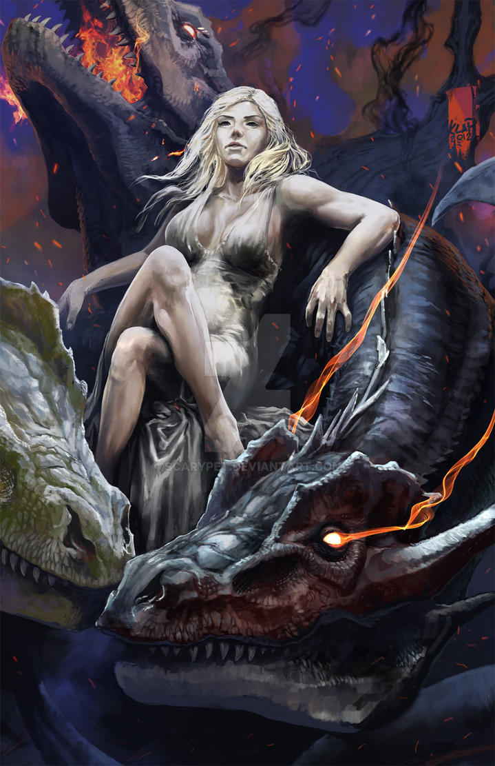 Dragon Queen