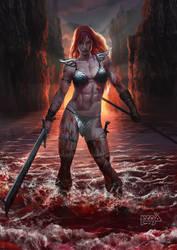 Red Sonja - Dawn Breaks