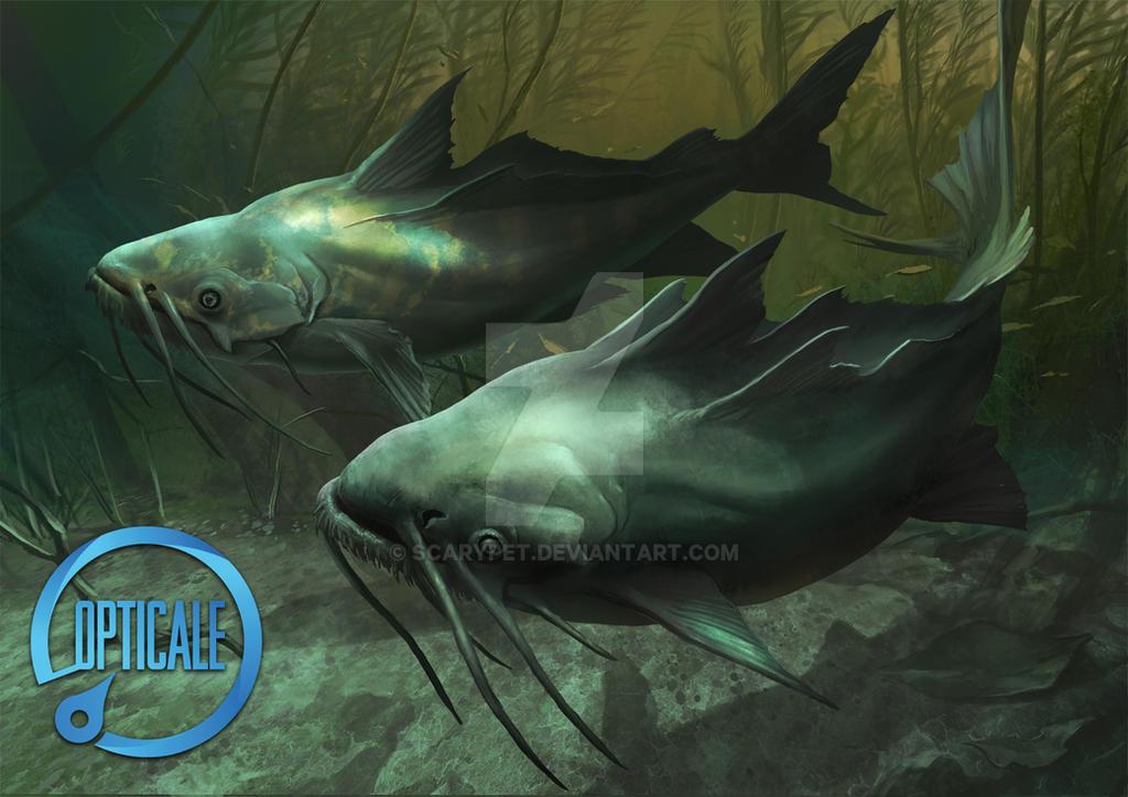 Onamaz Meowfish by scarypet