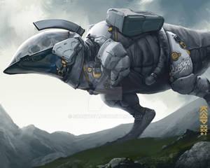 Ludensaurus Rex