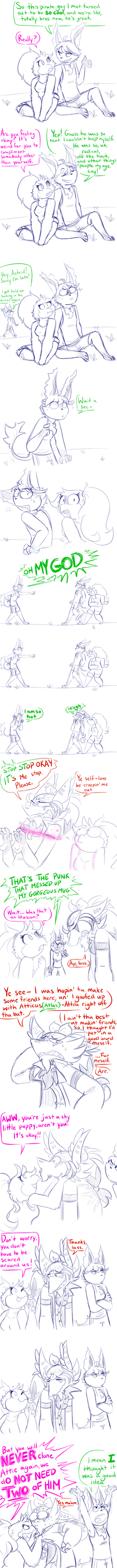 THE THRILLING SEQUEL by TheBerserkerGJ