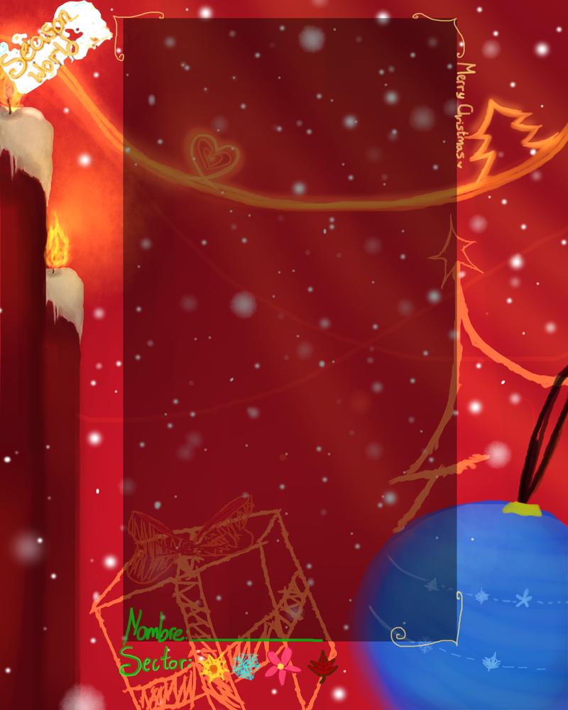 Ficha Navidad- Season World- by Vanegasphotographer