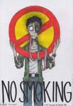 No smoking here, please
