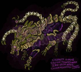 Calamity Linke coloured by TyrantChimera