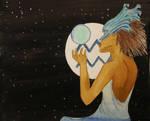 Aquarius Goddess