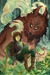 The Warg by Calmality
