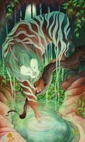River Spirit by Calmality