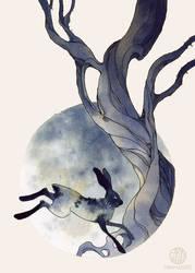 Rabbit's Moon