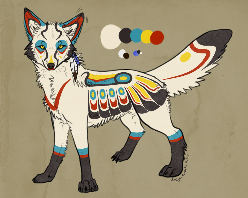 native american wallpaper fox - photo #1