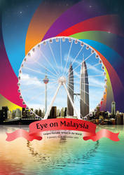 Eye On Malaysia Flyer Front