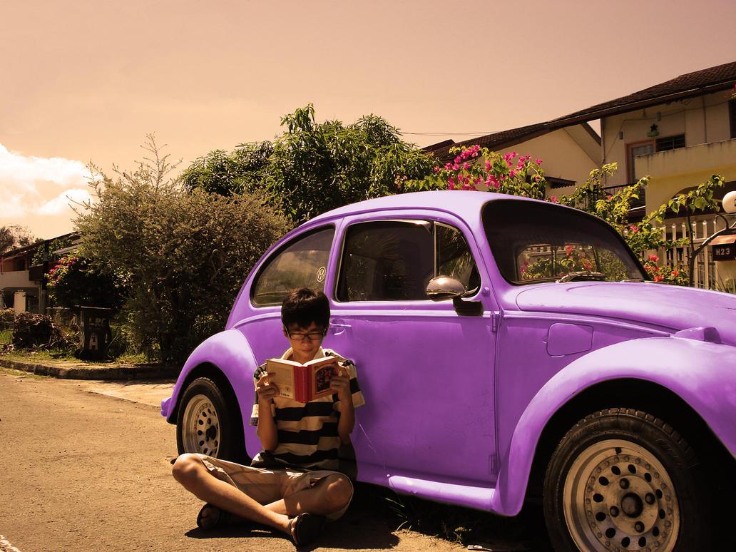 purple turtle car and me by kawaiwawi on deviantart. Black Bedroom Furniture Sets. Home Design Ideas
