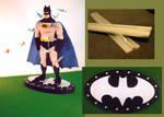 Pipe Cleaner Batman