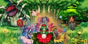 Yu-Gi-Oh: Plant wallpaper