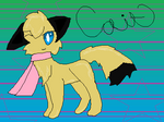 For Cait by smileydots