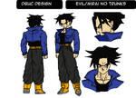 Evil Trunks Design Sheet