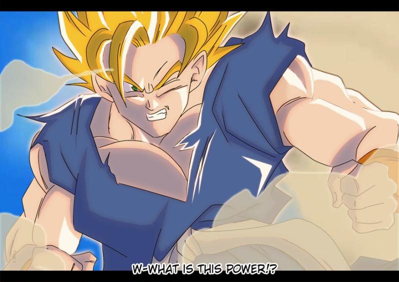 DBUC: Super Saiyan Goku by darkhawk5