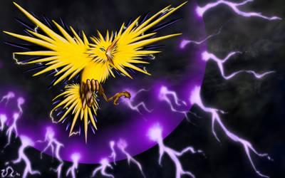 The legend of thunder and lightning by Malvareth