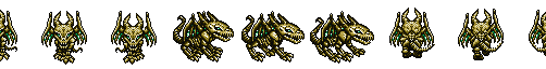 Archon Remake: Bonedragon by Malvareth