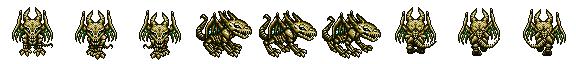 Archon Remake: Bonedragon