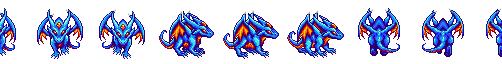 Archon Remake: Blue dragon by Malvareth
