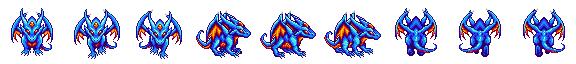 Archon Remake: Blue dragon