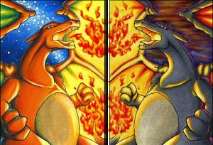 Dragon Twins - Starlight and Twilight