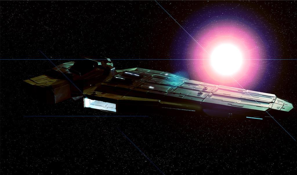 Ship by Xboxpsycho