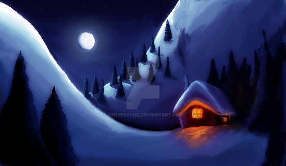 Cabin by Xboxpsycho