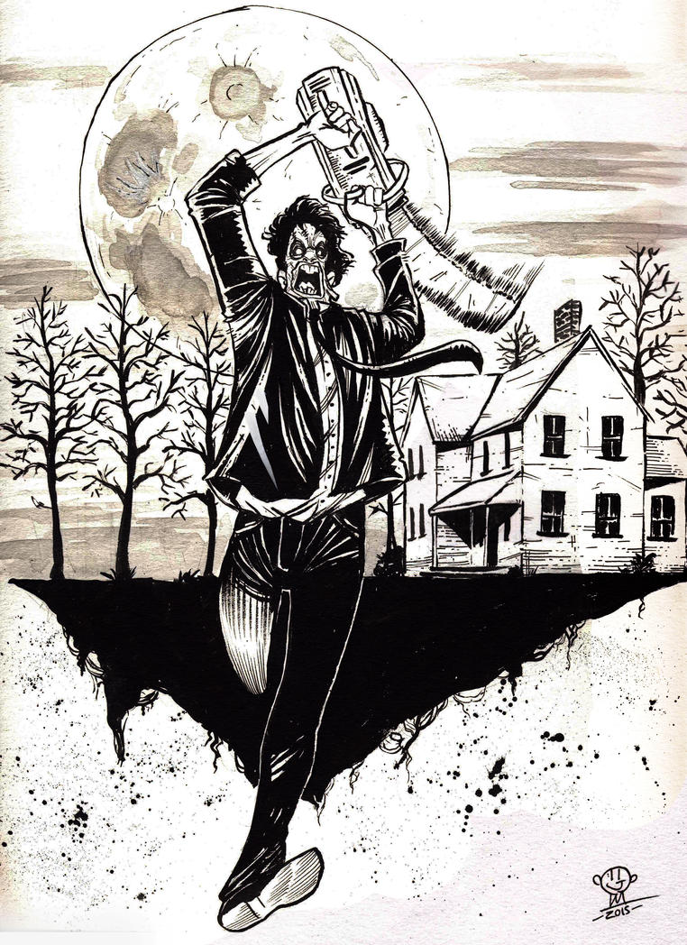 Texas Chainsaw Massacre  by JordanMichaelJohnson