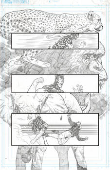 Animal Man pg 3