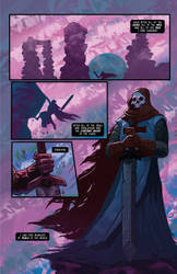 The Pale Horse Page #1
