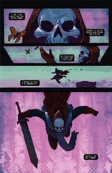 the Pale Horse Page #2 by JordanMichaelJohnson