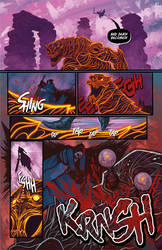 The Pale Horse Page #3