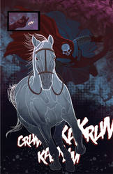 The Pale Horse Page #5