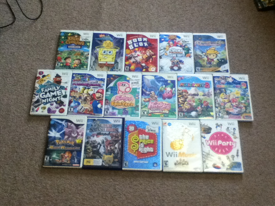 All Wii U Games : All wii games pictures to pin on pinterest daddy