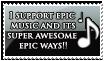 Epic music by JillValentine89