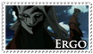 Ergo Stamp by JillValentine89