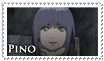 Pino stamp by JillValentine89