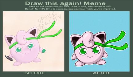 Draw Again [Jigglypuff]
