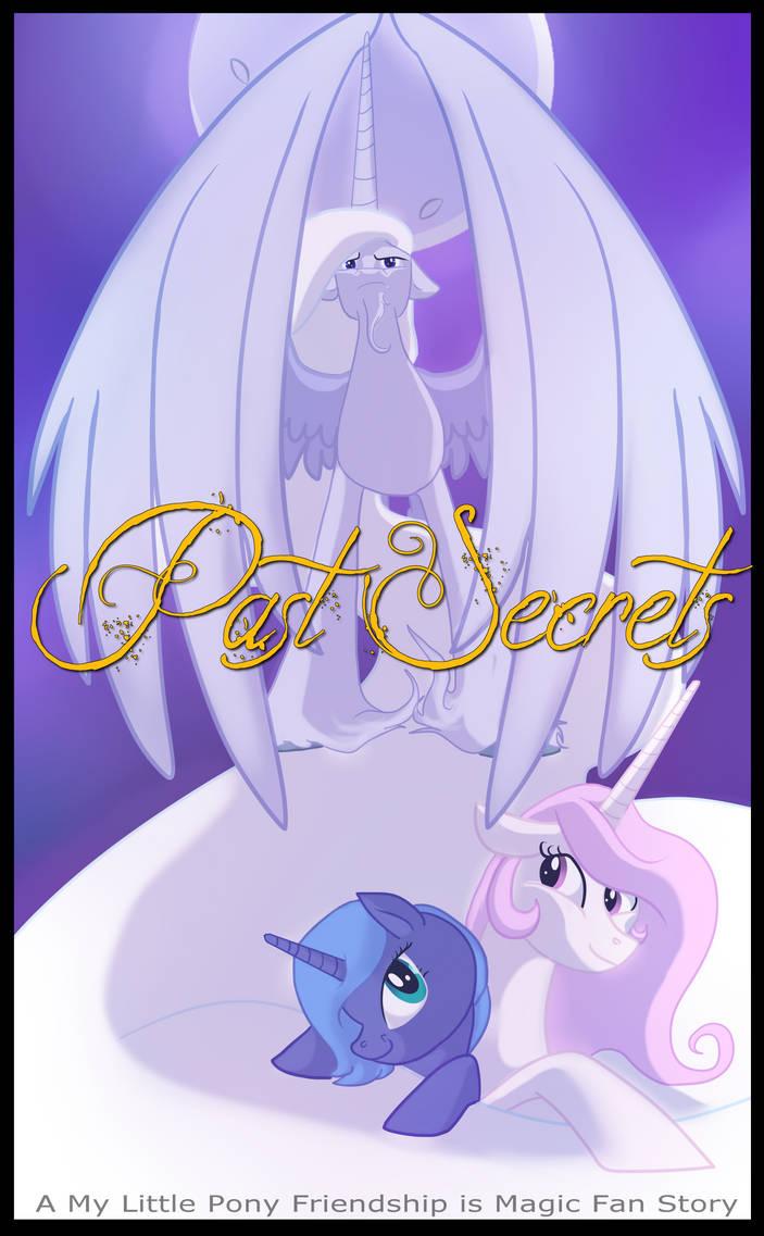 Past Secrets - Comic Cover
