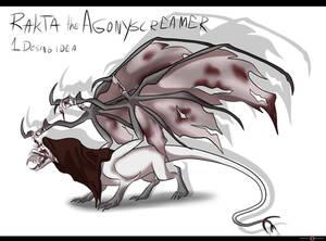 Rakta The Agony Screamer