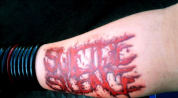 suicide silence tatto by deathcoreissexy on deviantart