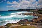 Sydney Coast ... Between Bondi and Tamarama