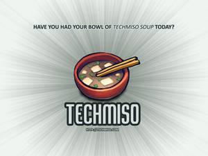 TechMiso Wallpaper - Light